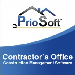 Buy construction estimating software priosoft contractors office construction management software malvernweather Gallery