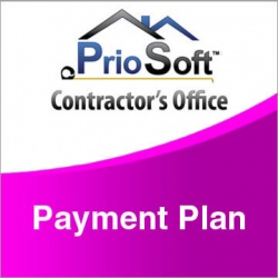 Contractor's Office Payment Plan